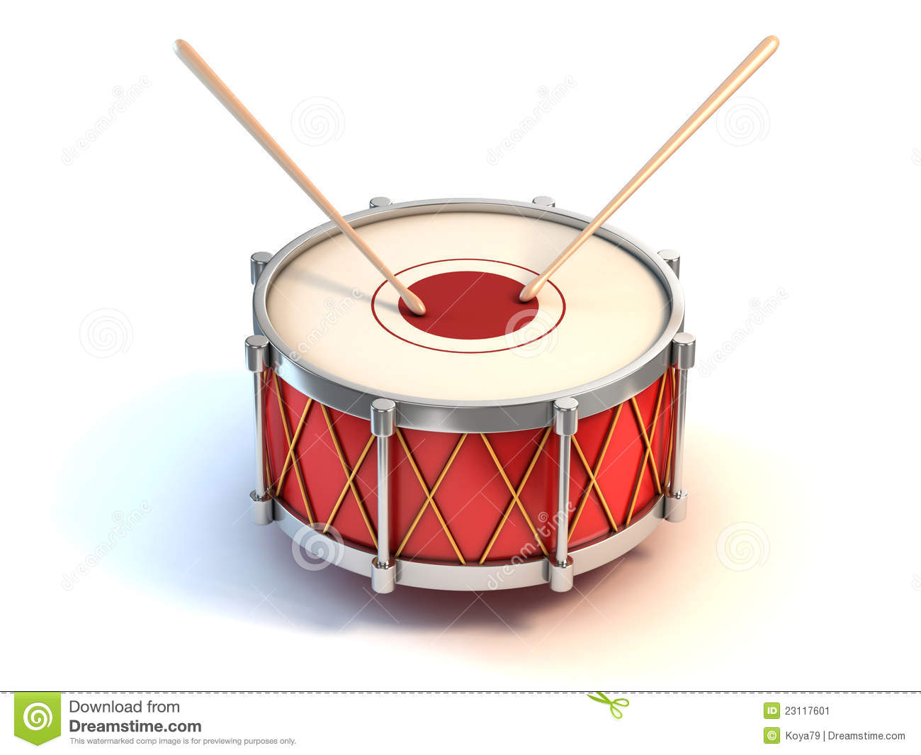 More similar stock images of ` Bass drum instrument 3d illustration `