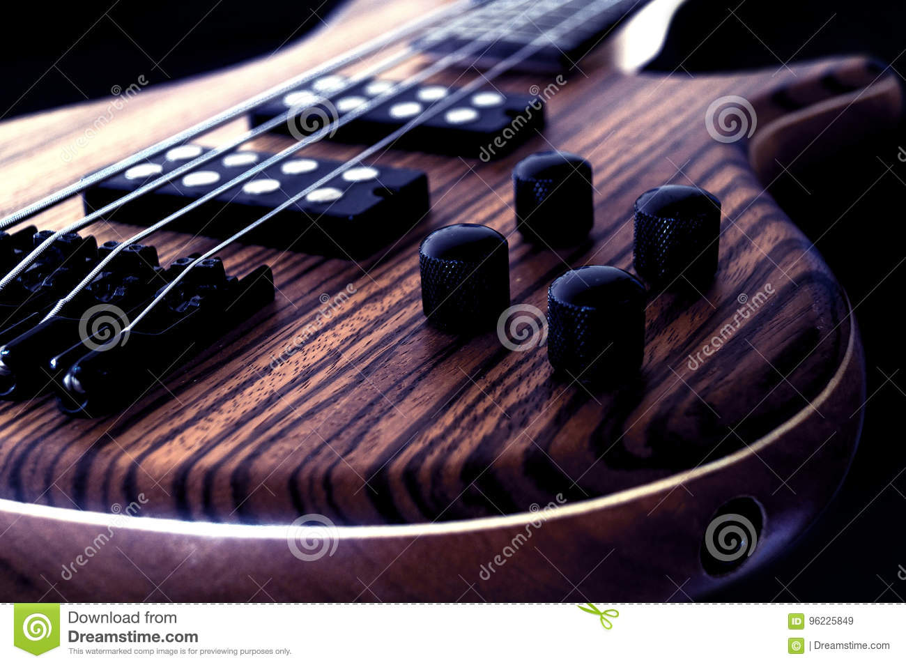 Rock Bass Guitar