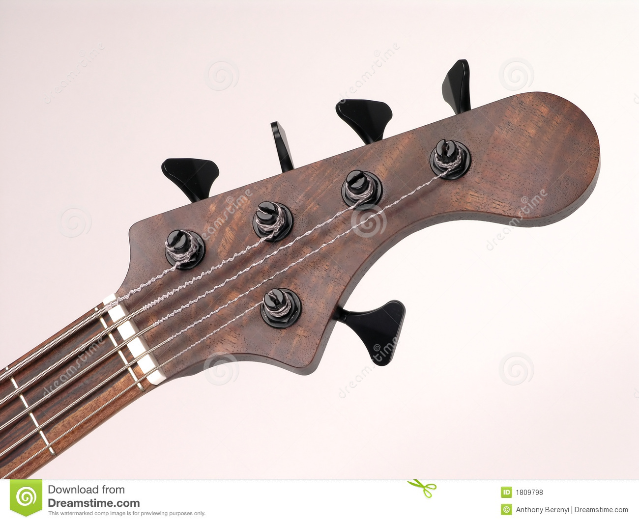 Bass String Headstock : bass guitar headstock royalty free stock photos image 1809798 ~ Vivirlamusica.com Haus und Dekorationen