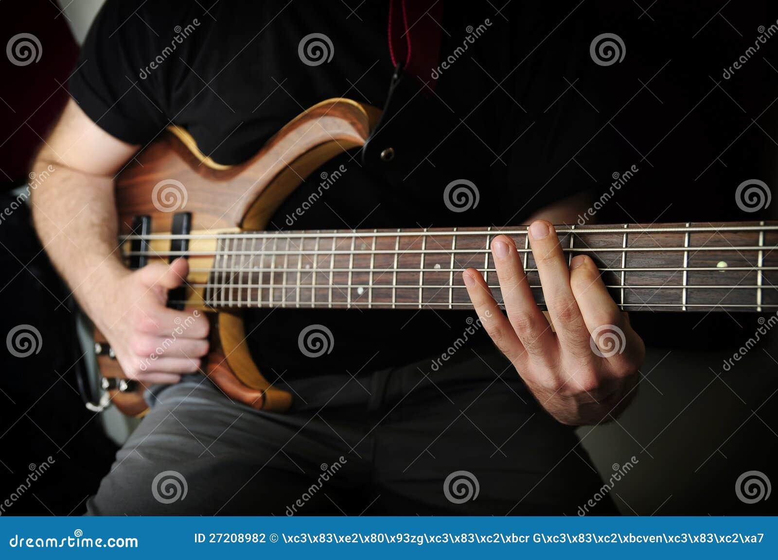 Asian Bass Player 79