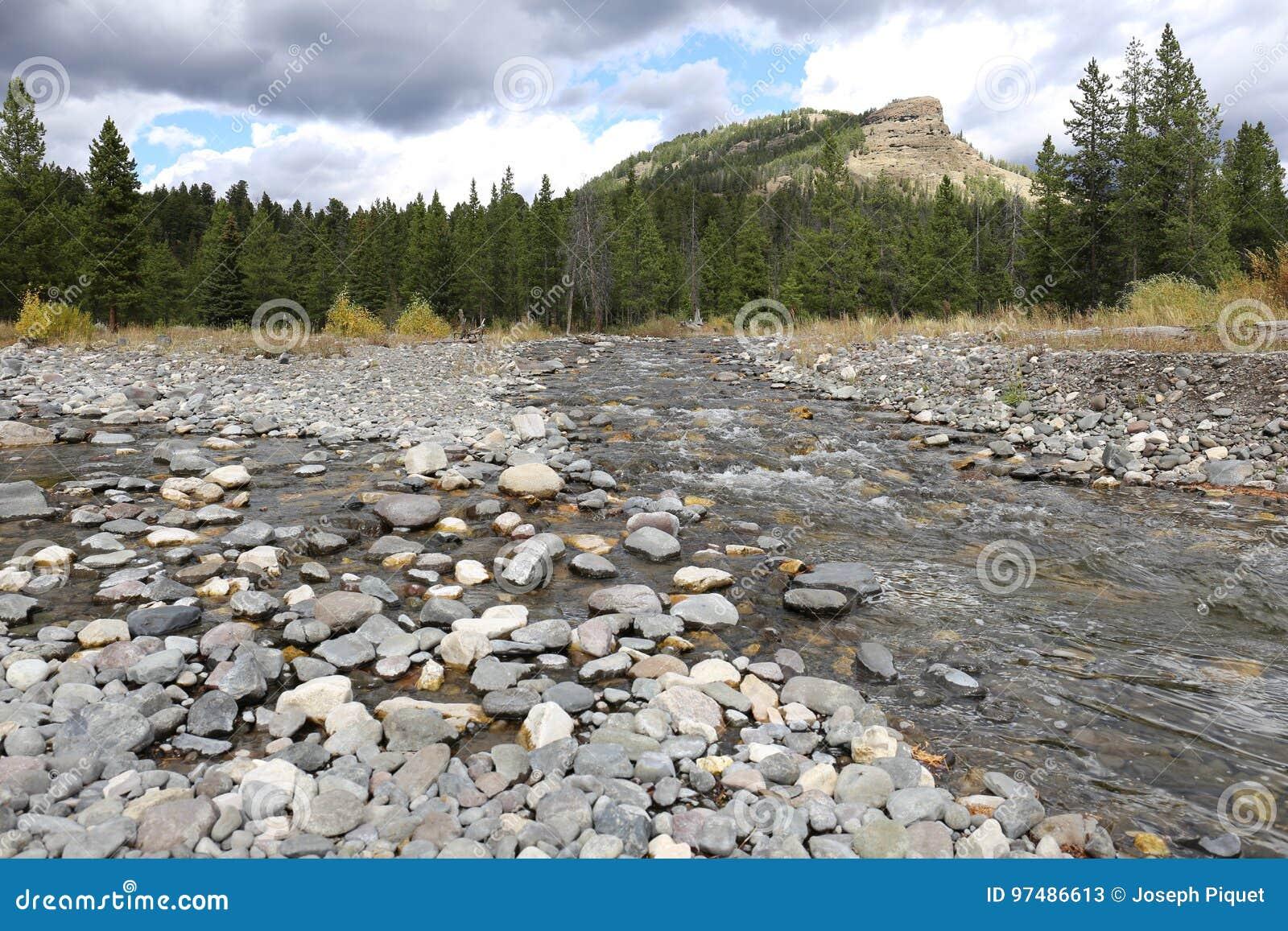 Basso e Rocky Creek
