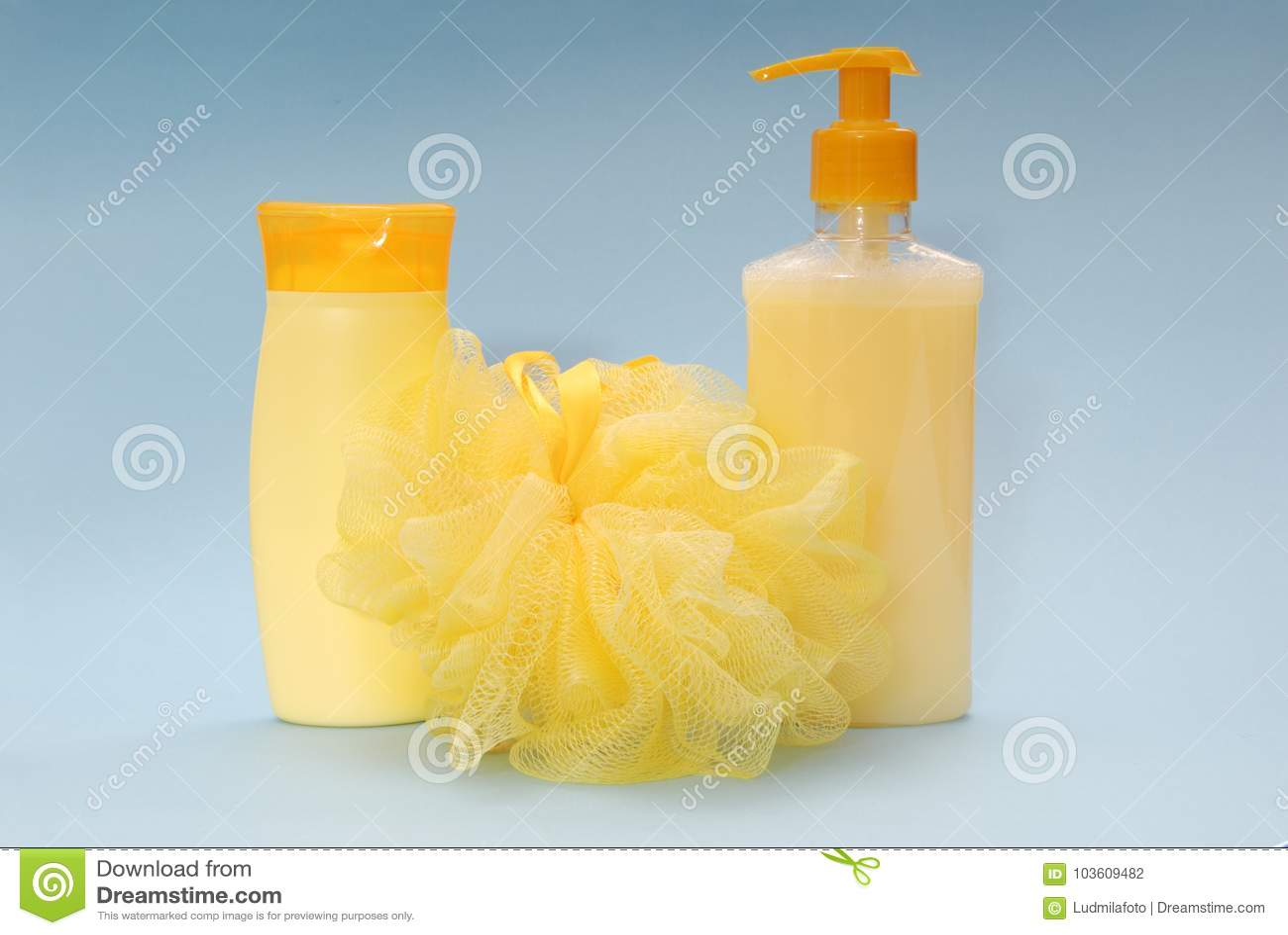 Bast whisp, shampoo and shower gel