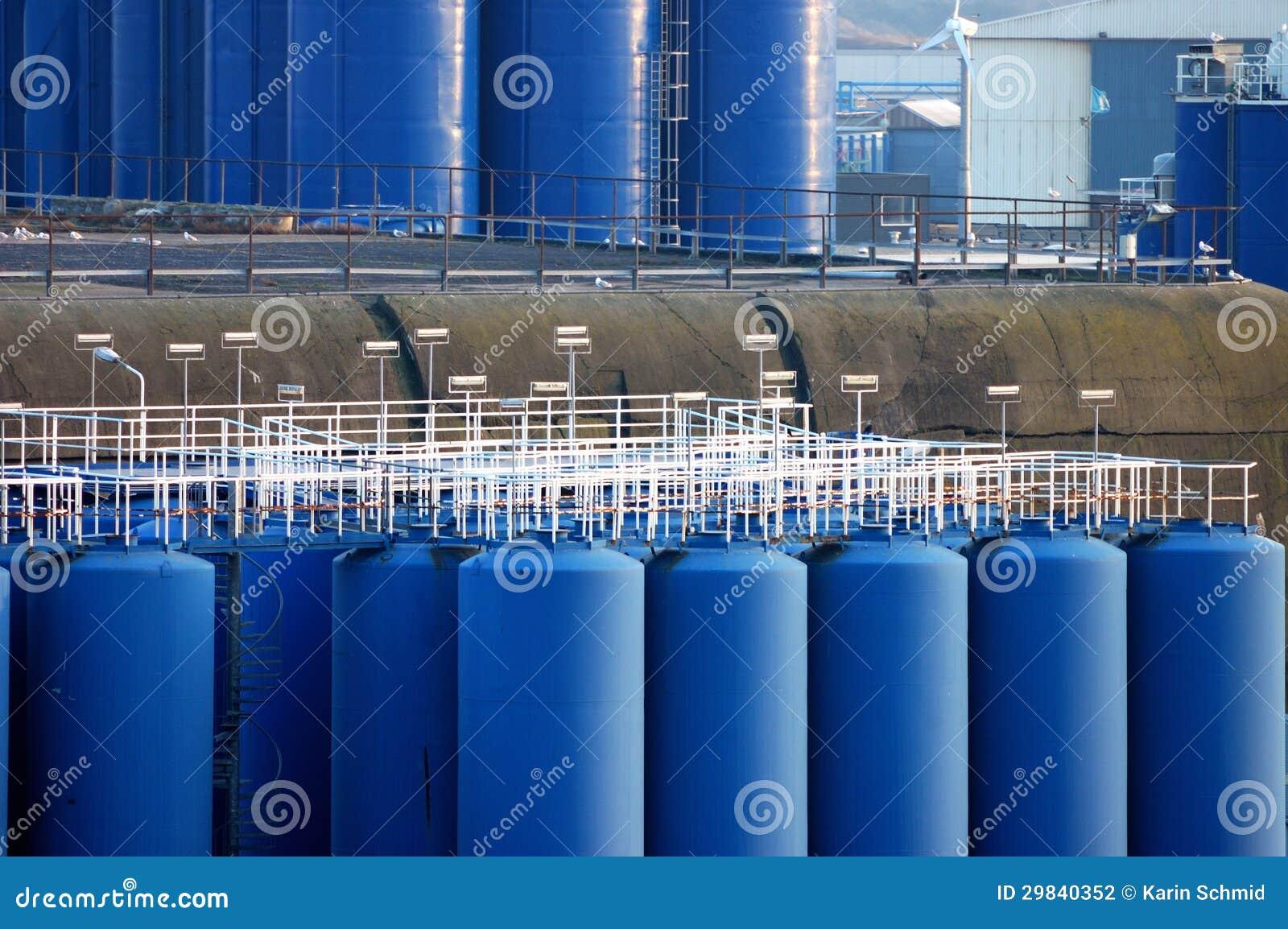Indústria azul