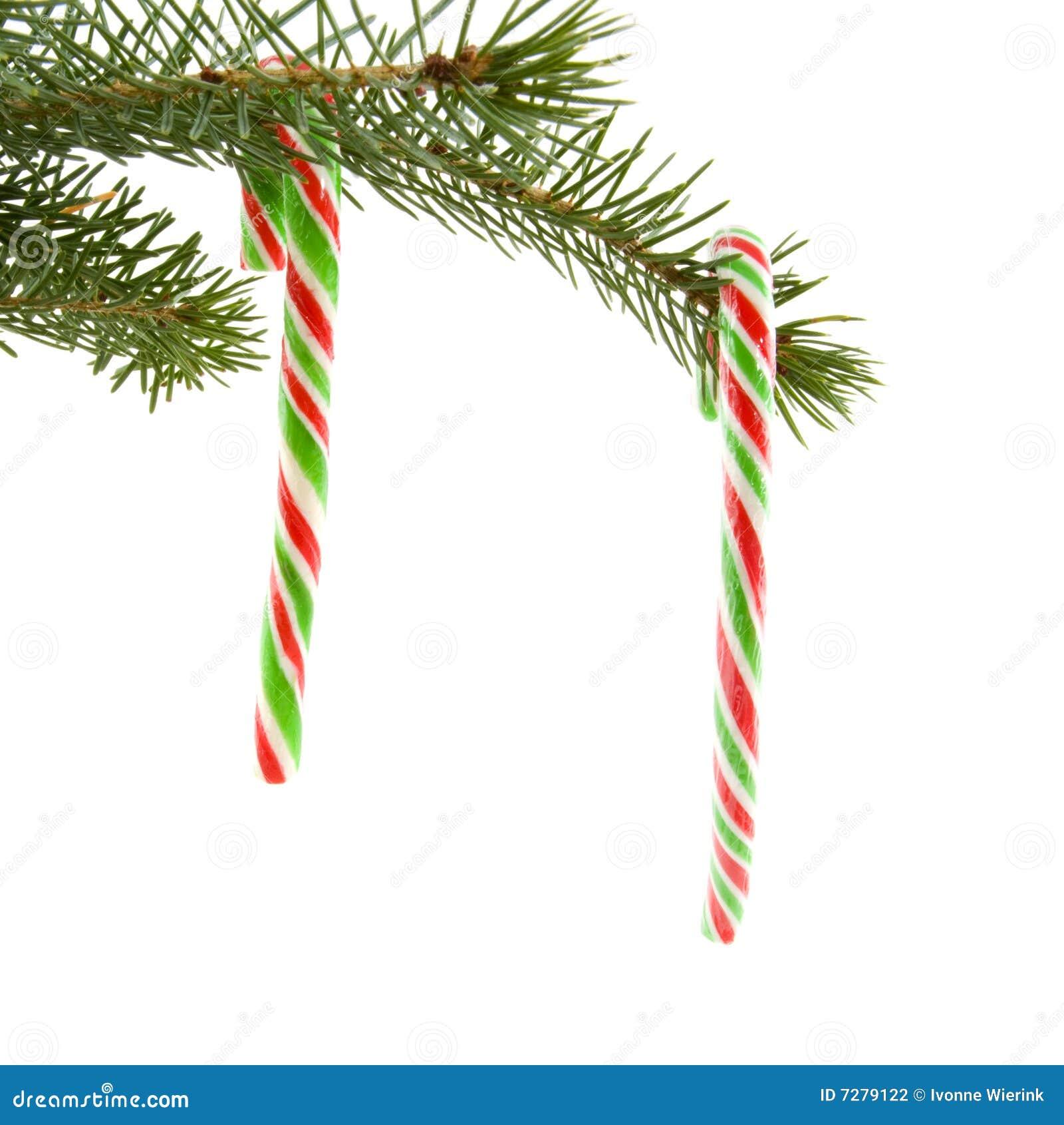 Bastones de la Navidad