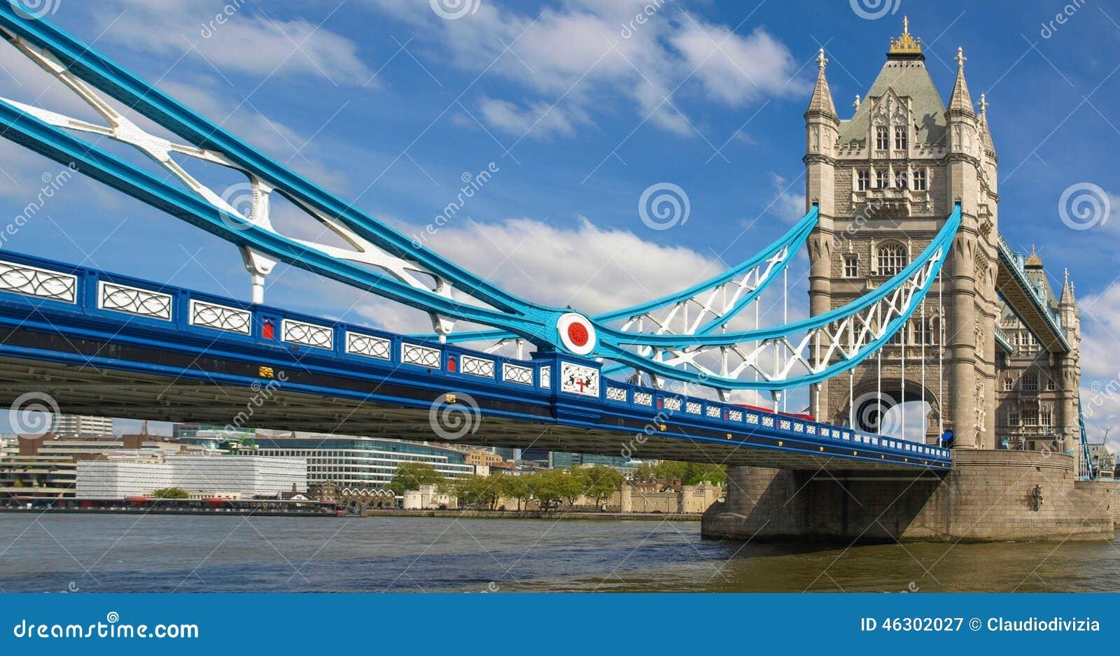 Basztowy most, Londyn