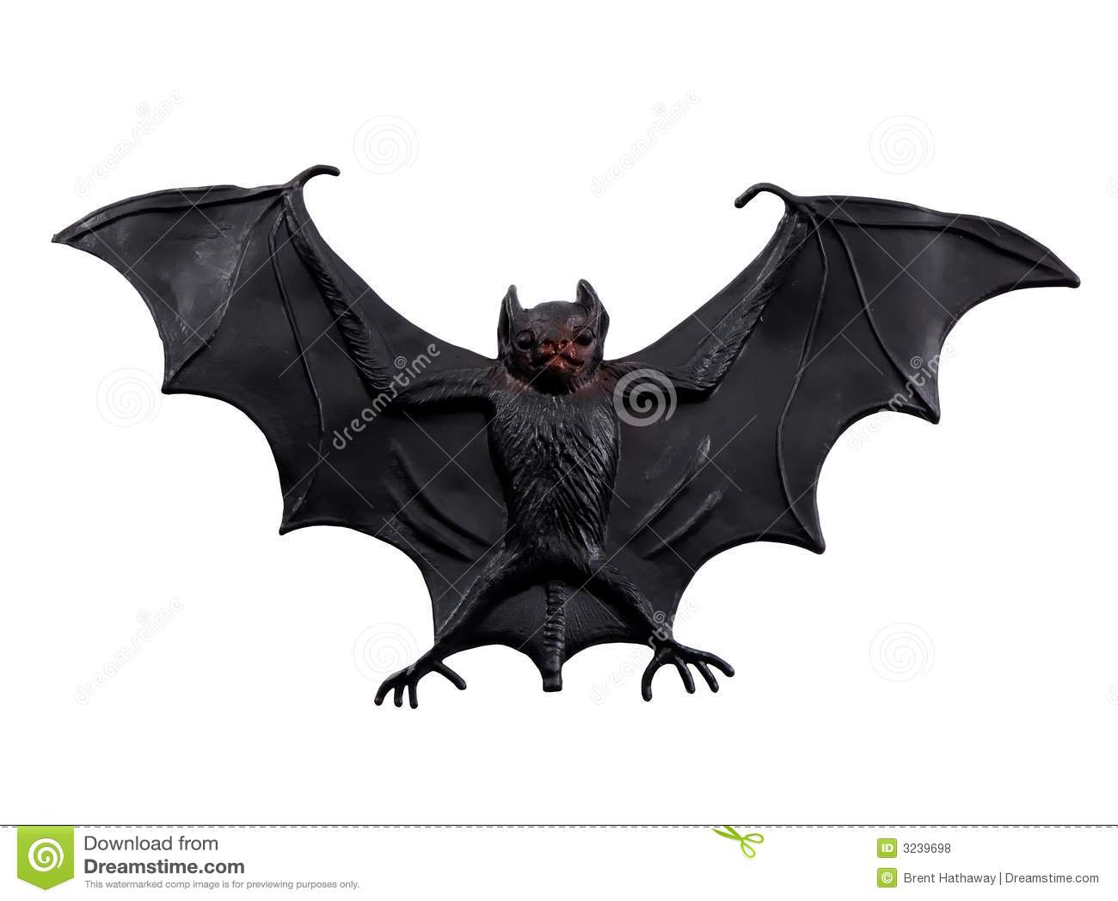 bat  effrayante