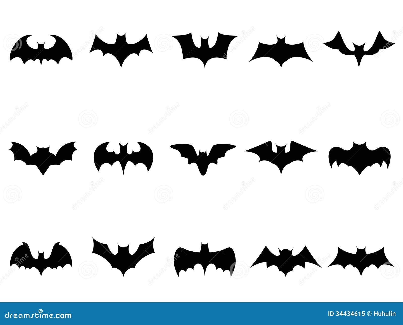 Simple Bat Outline MEMES