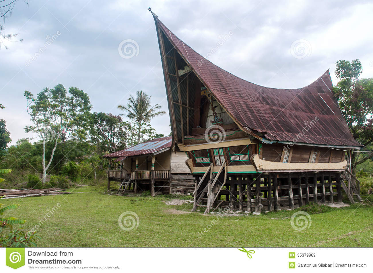 Ancient houses pictures
