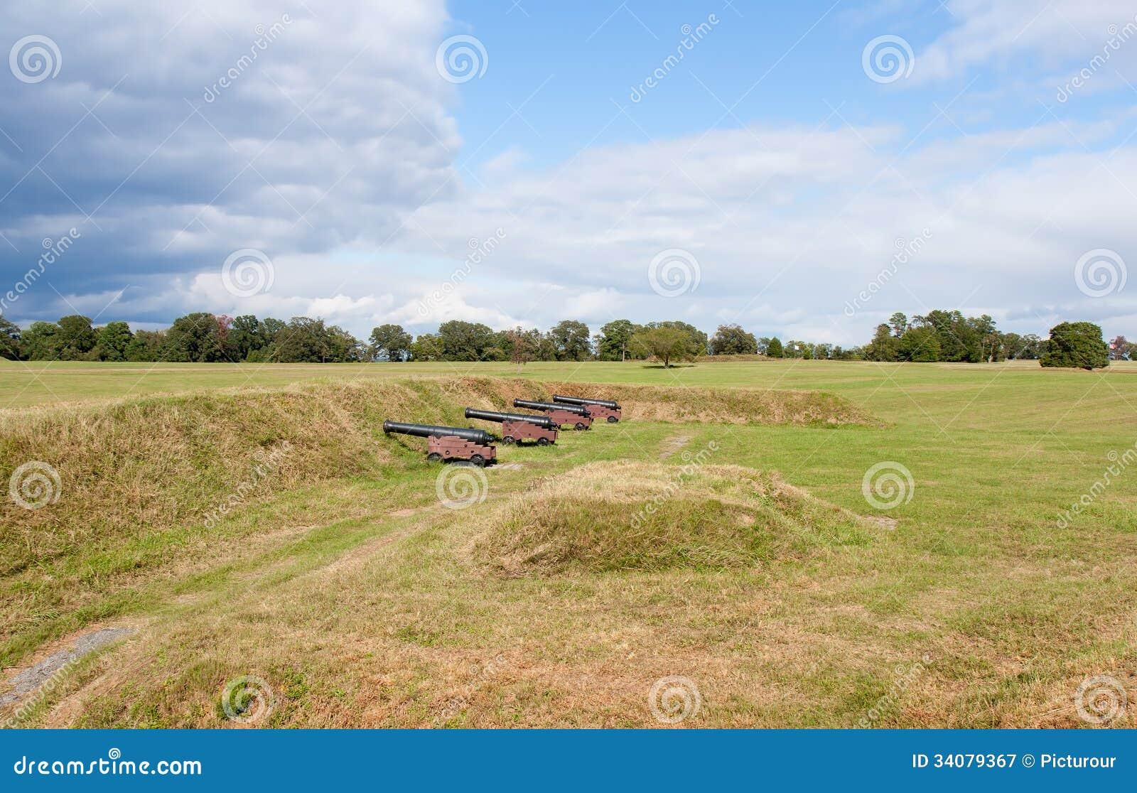 Batalha do campo de batalha de Yorktown