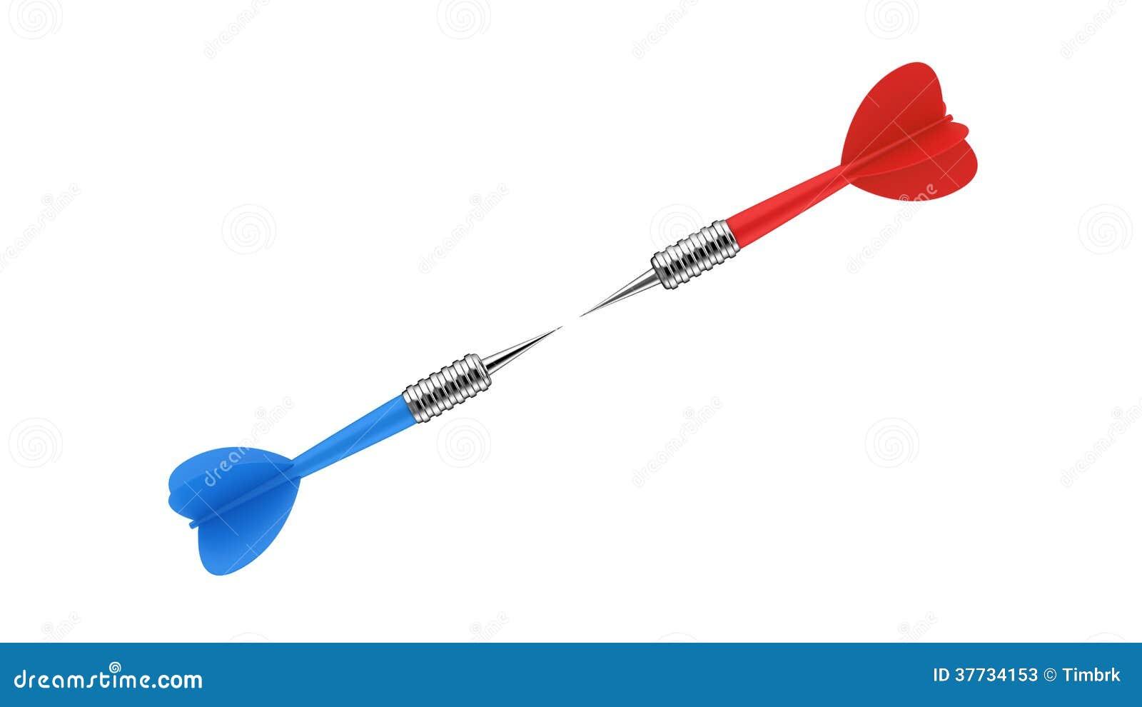 Batalla de los dardos