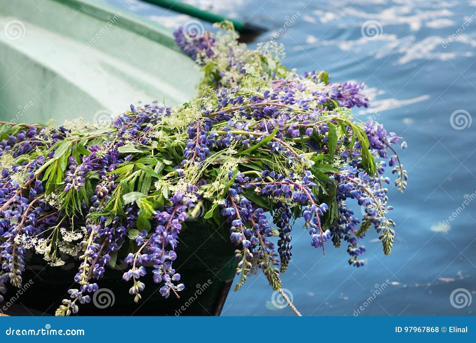 fleurs exterieur ete