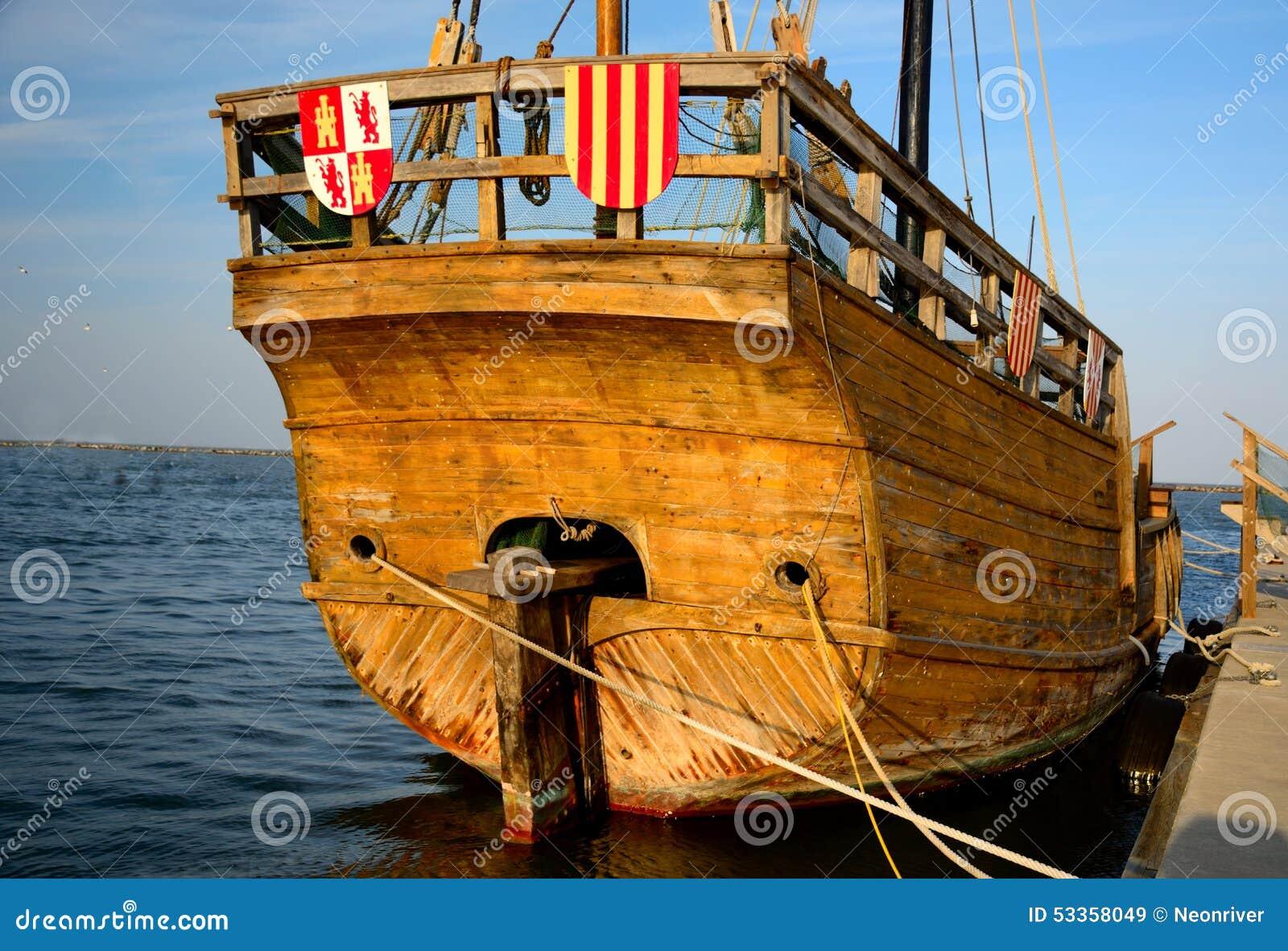 Bateau d Espagnol