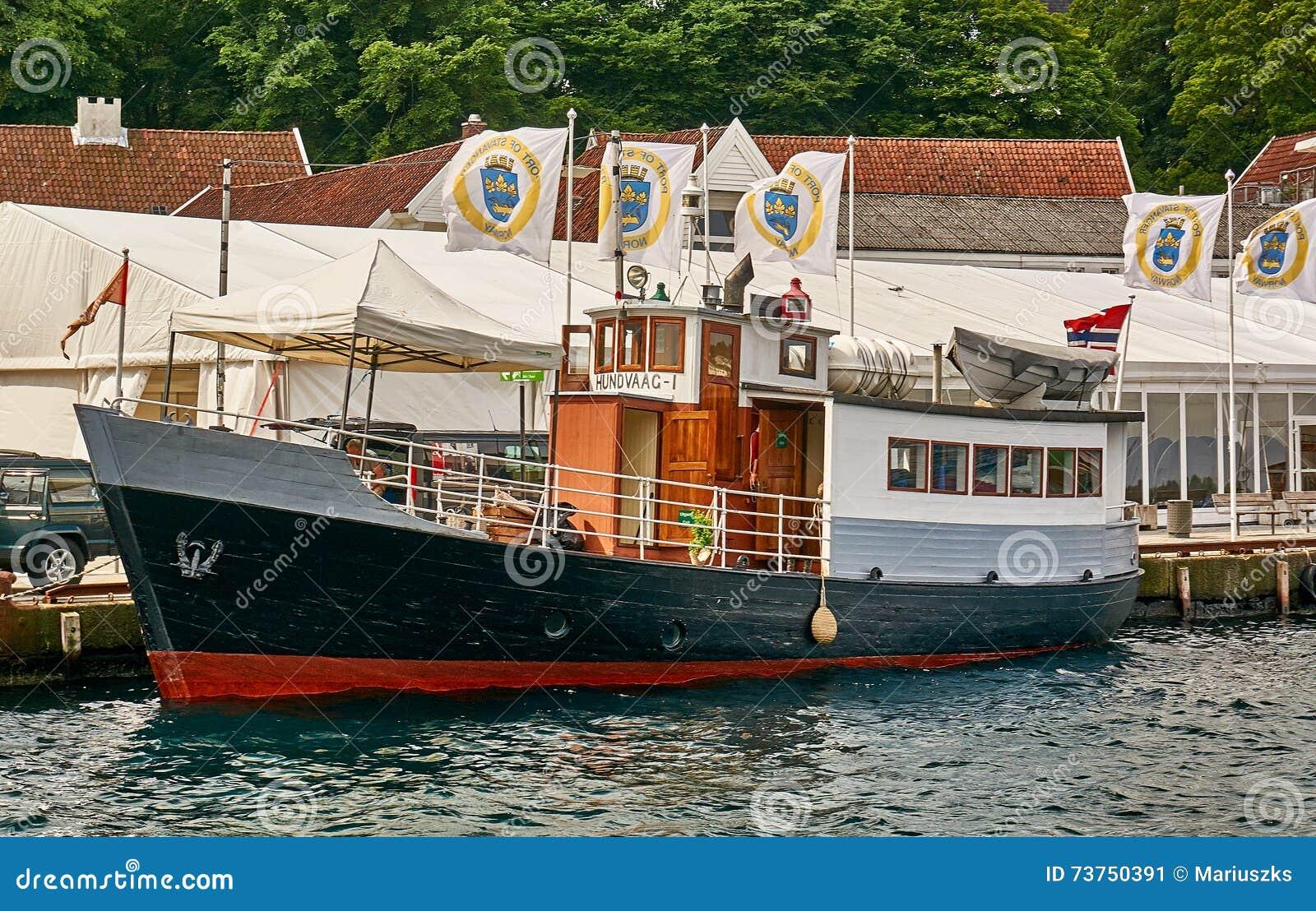 bateau de peche norvegien