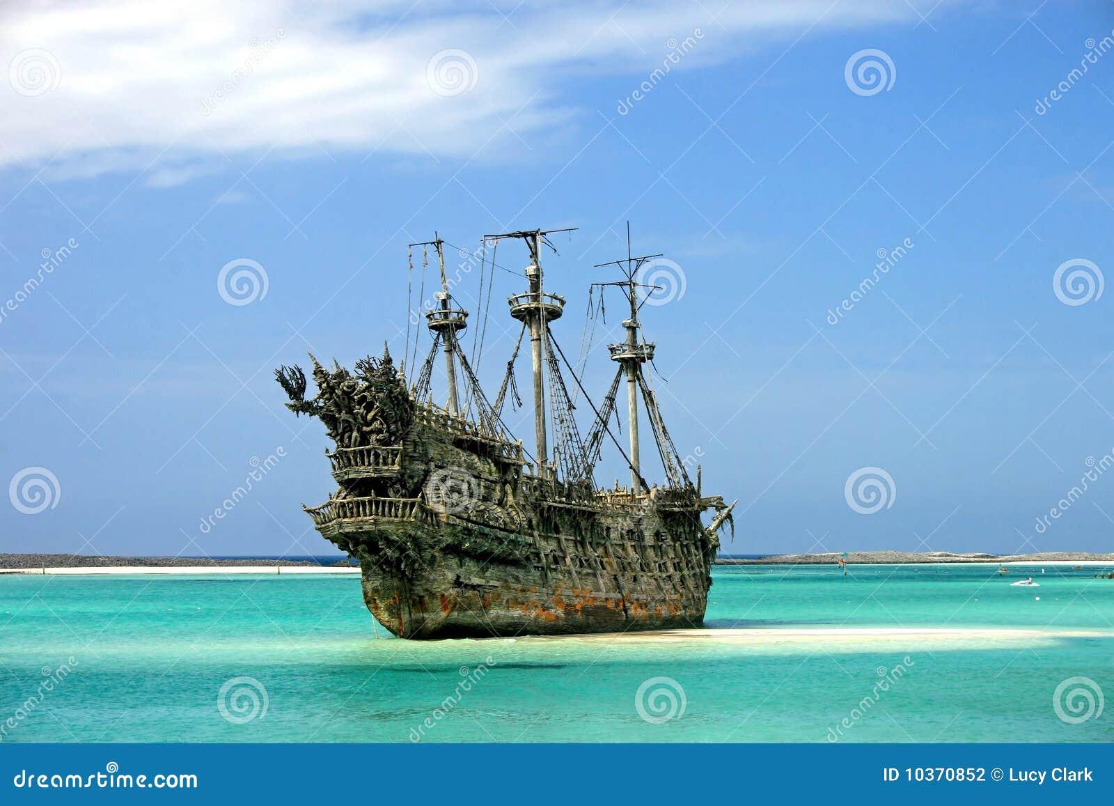 Bateau de pirate des cara bes photographie stock image - Image bateau pirate ...
