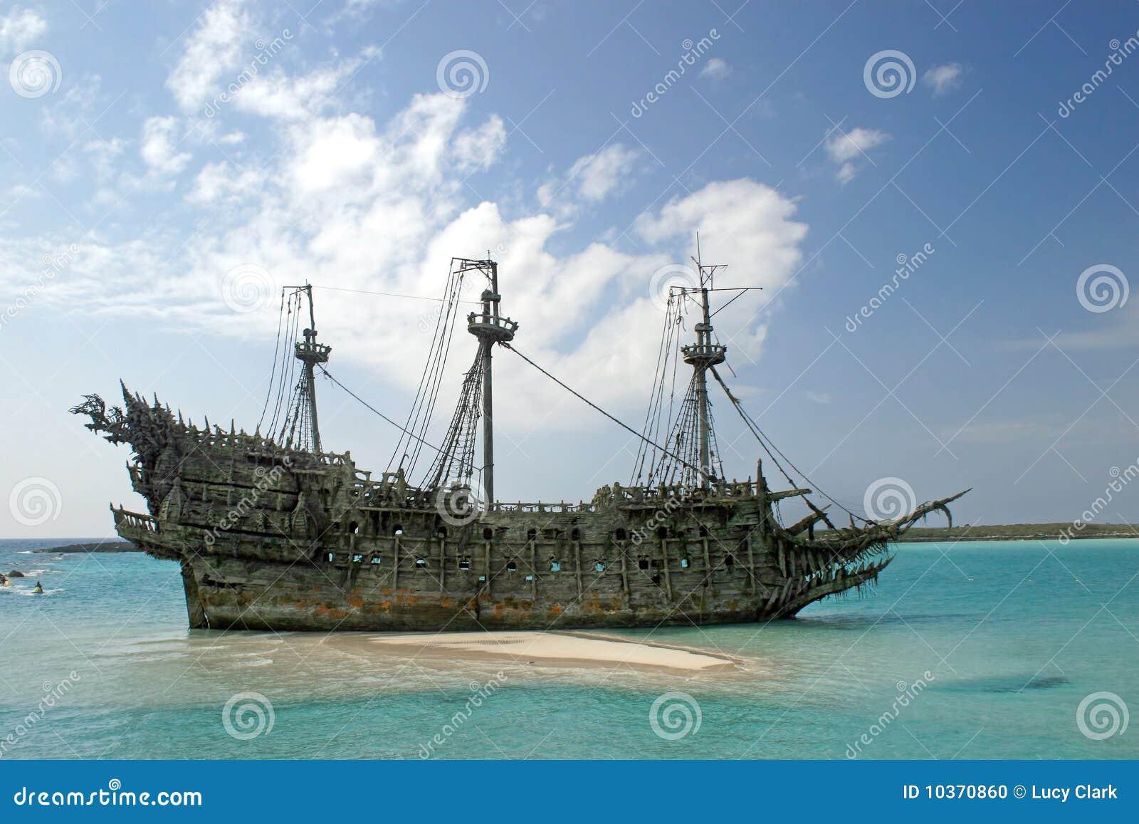 Bateau de pirate des cara bes photo stock image du - Image bateau pirate ...