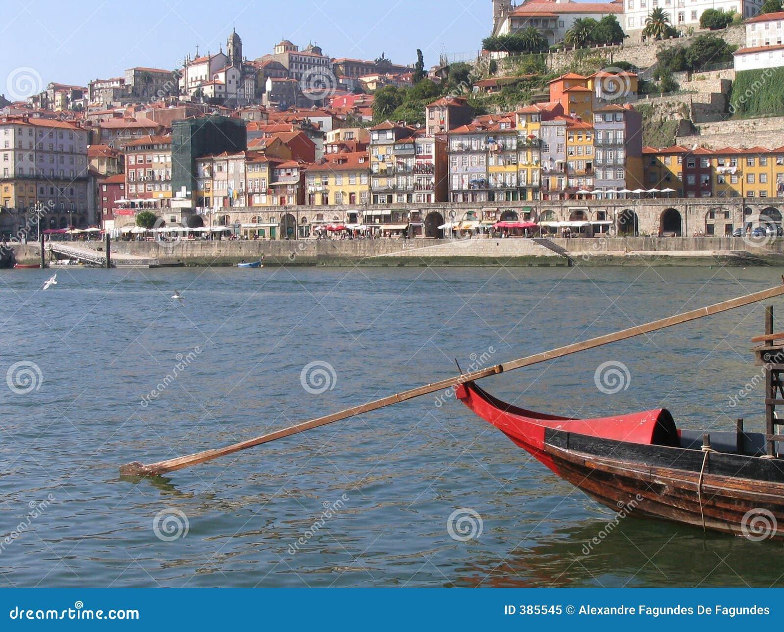 Bateau de vin - Porto