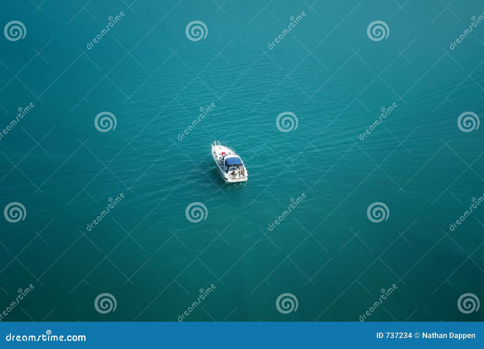 Bateau en Mer Adriatique