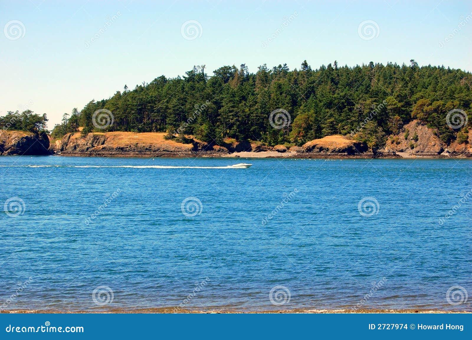 Bateau et mer