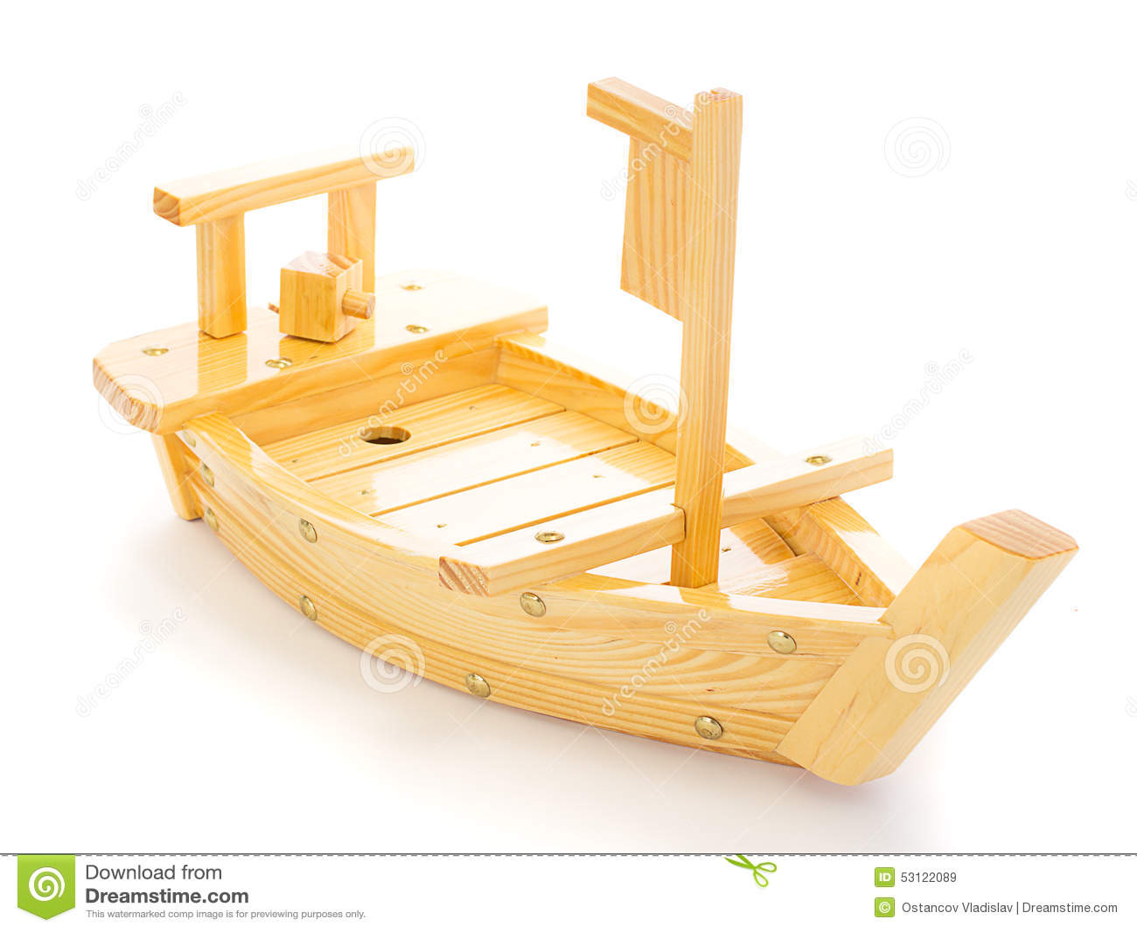 bateau ou bateau en bois pour mettre des sushi d 39 isolement image stock image du asiatique. Black Bedroom Furniture Sets. Home Design Ideas