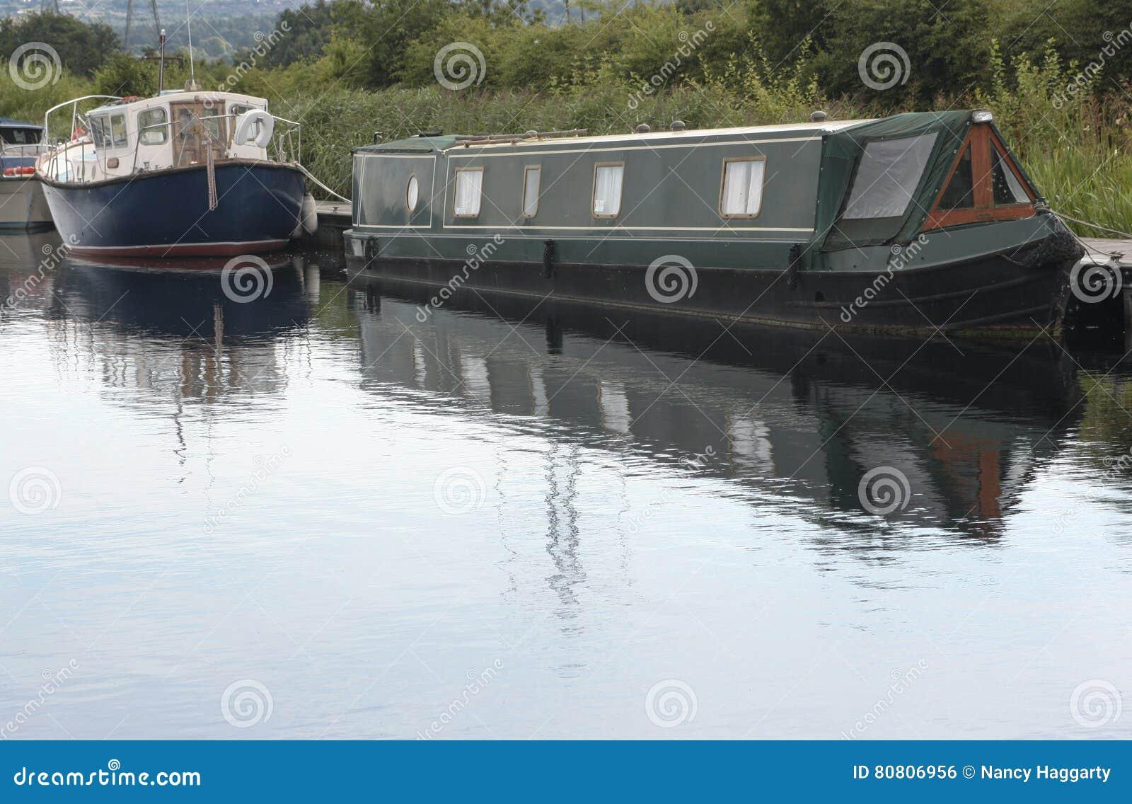 Bateaux de canal