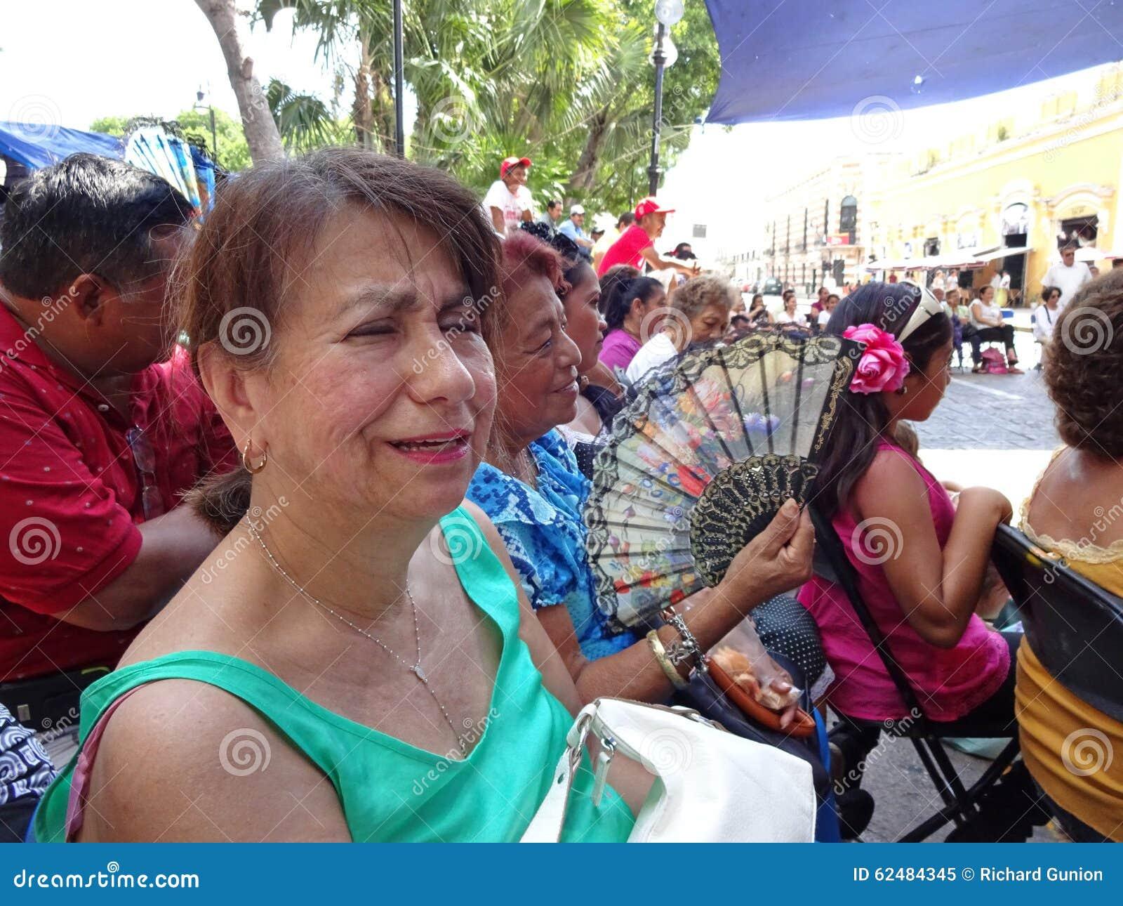 Batendo o calor em Merida Yucatan