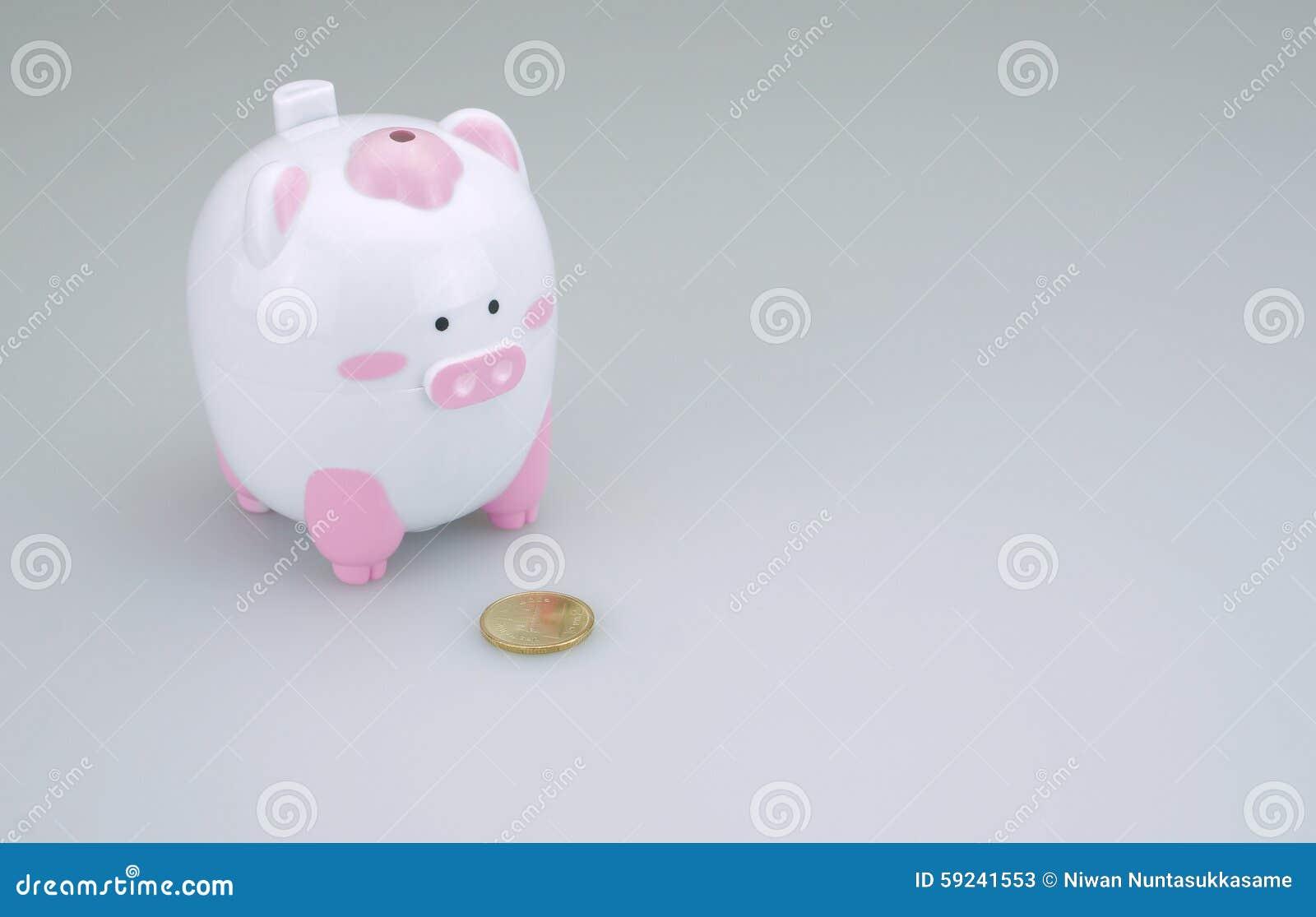 Batería guarra con una moneda