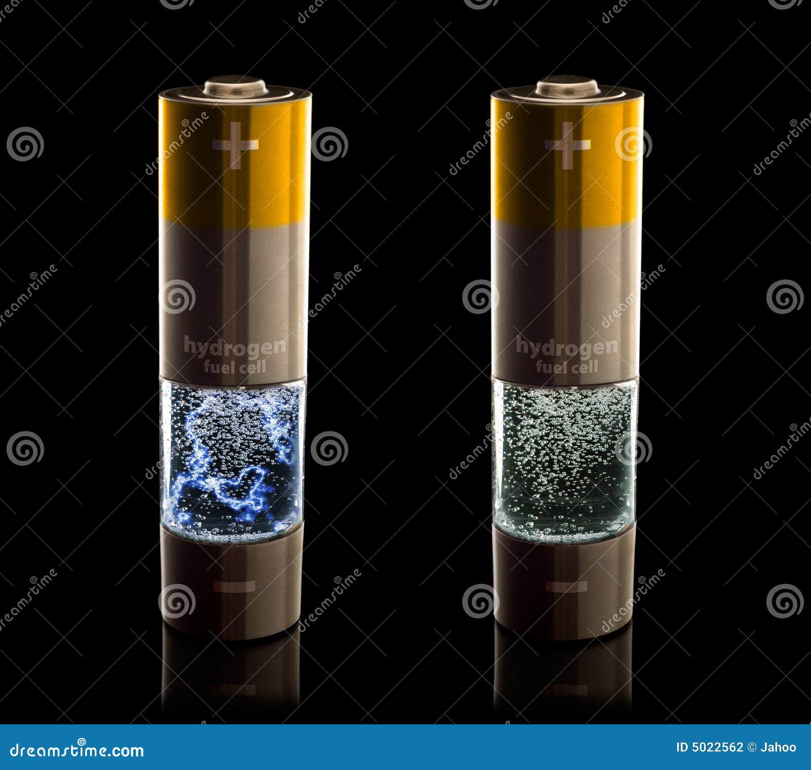 Baterías del AA de la pila de combustible del hidrógeno (LR6)
