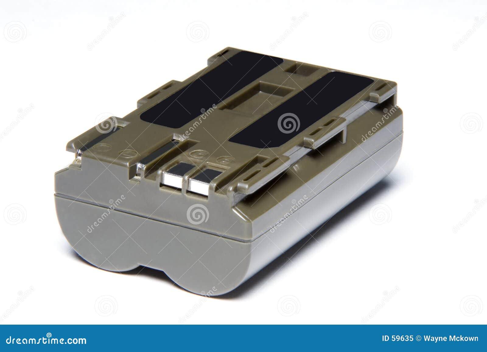 Bateria da câmera