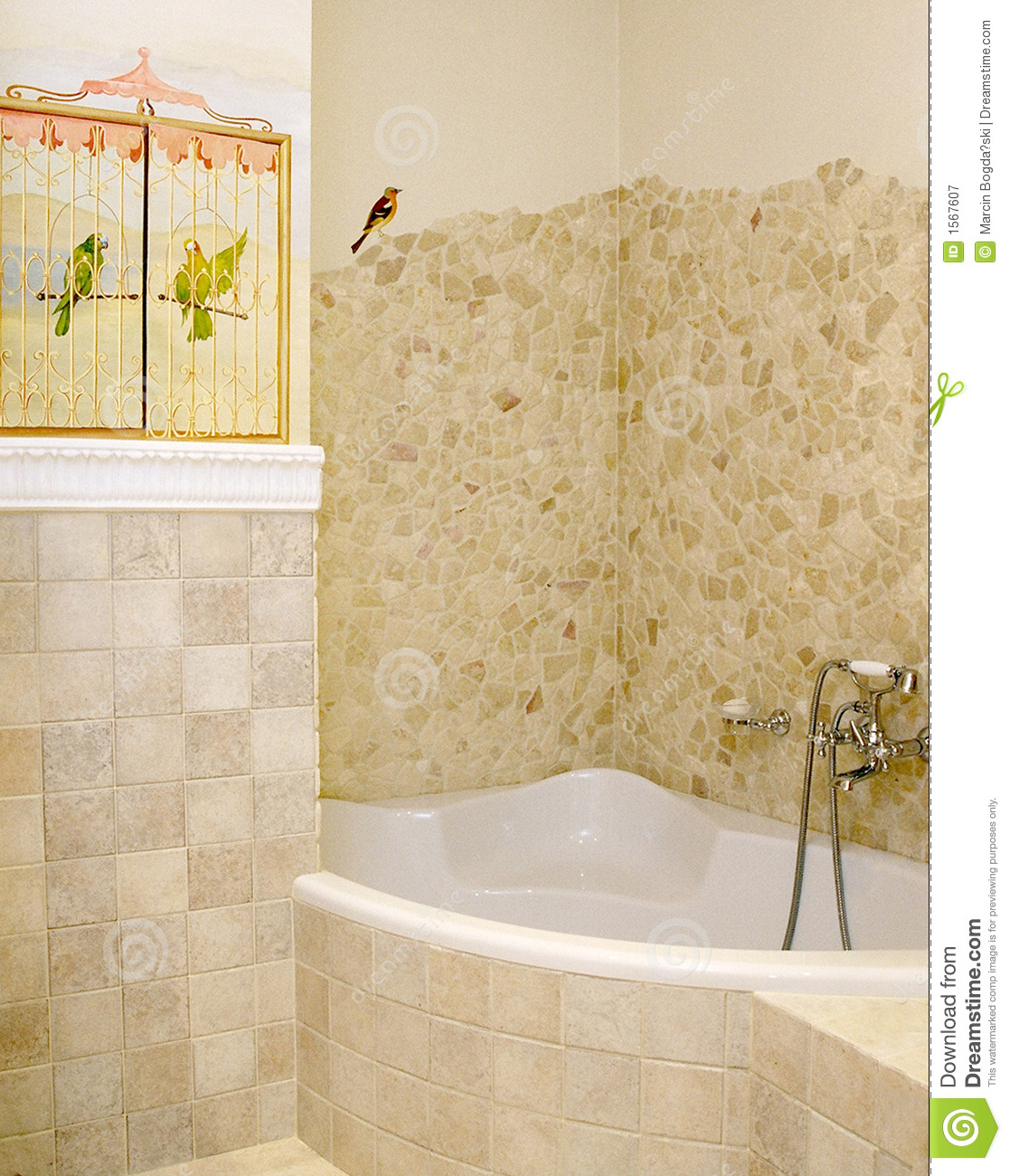 Bath Royalty Free Stock Photography Image 1567607