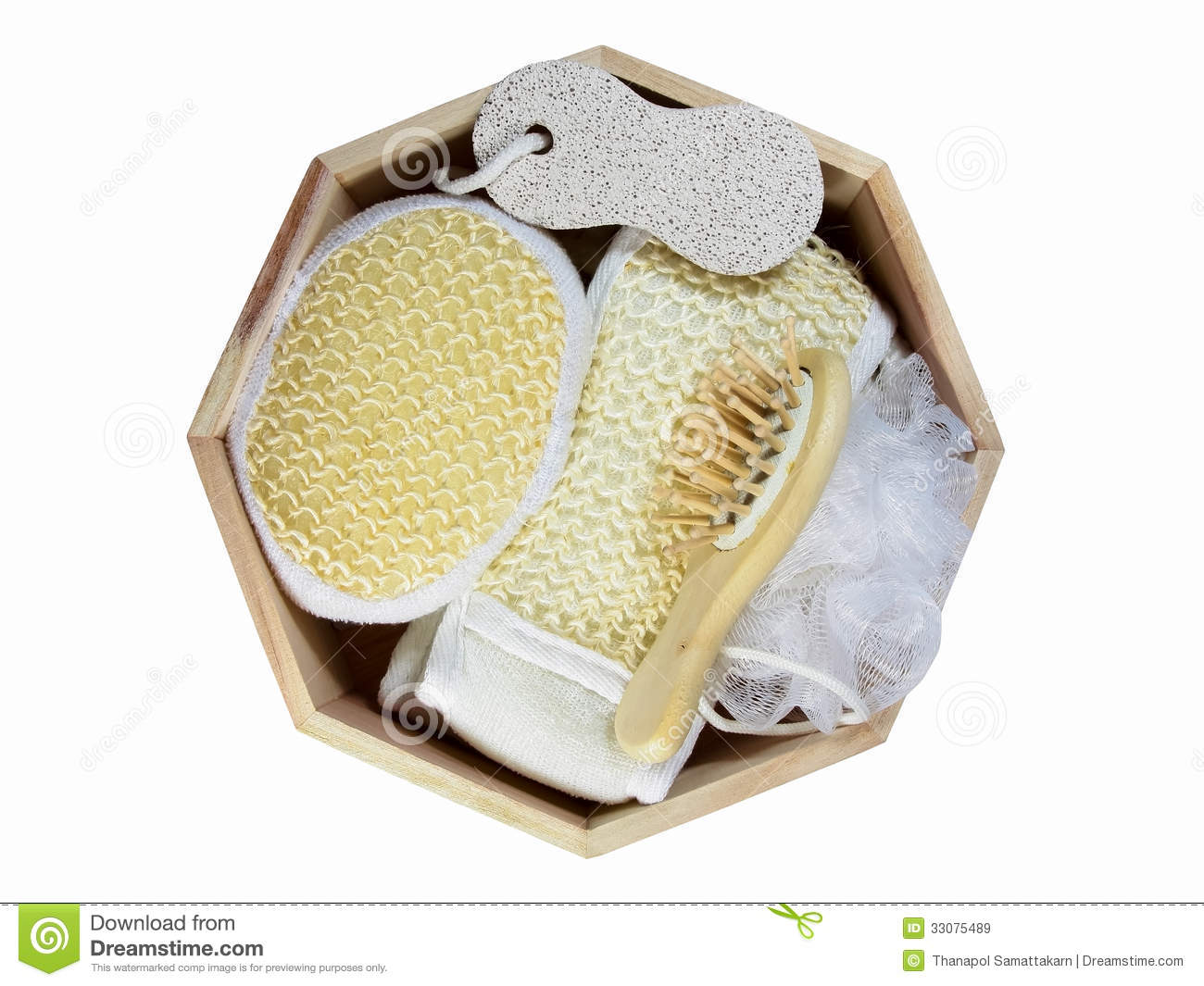 Bath accessories set royalty free stock images image for Best bathtub accessories
