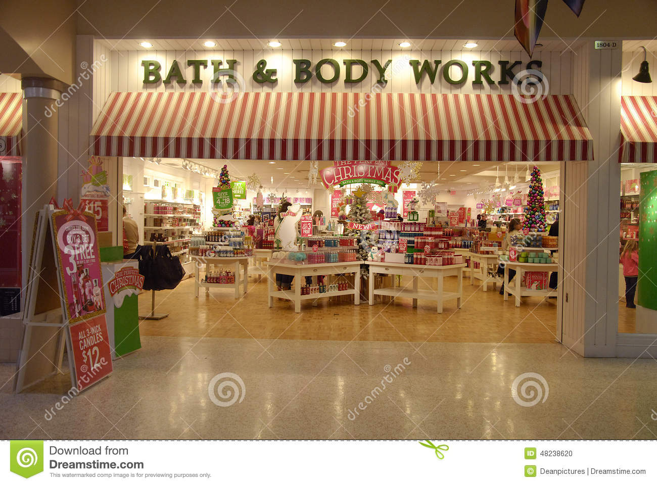 Editorial Stock Photo  Download BATH   BODY WORKS. BATH   BODY WORKS Editorial Image   Image  48238620