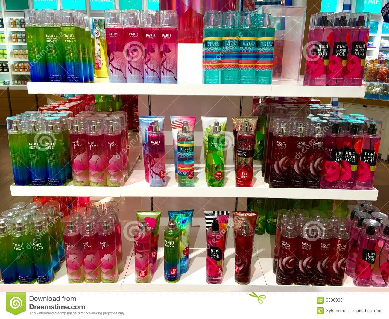 Editorial Stock Photo  Download Bath And Body Works. Bath And Body Works On Stack Editorial Photo   Image  65869331