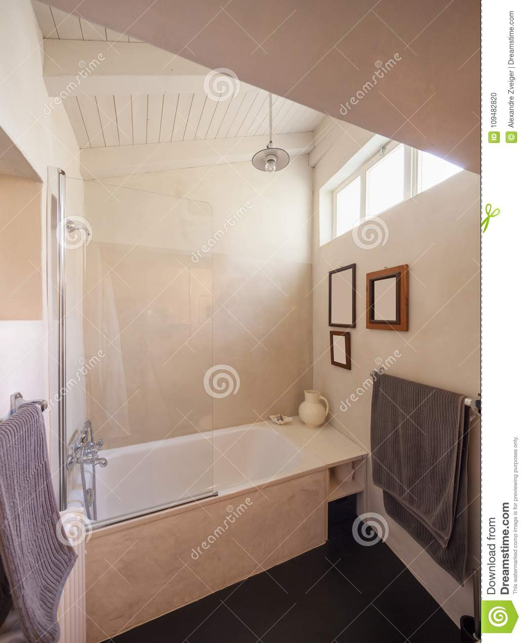 interior of vintage house bathroom stock photo image of wooden rh dreamstime com marble counters in a bathroom marble floor in a bathroom