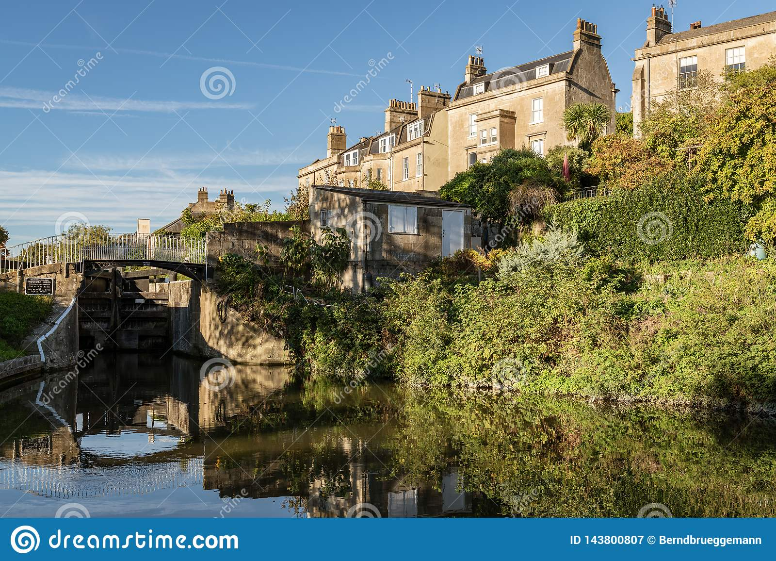 Bath, North East Somerset, England, UK Editorial Photography - Image of cityscape, building ...
