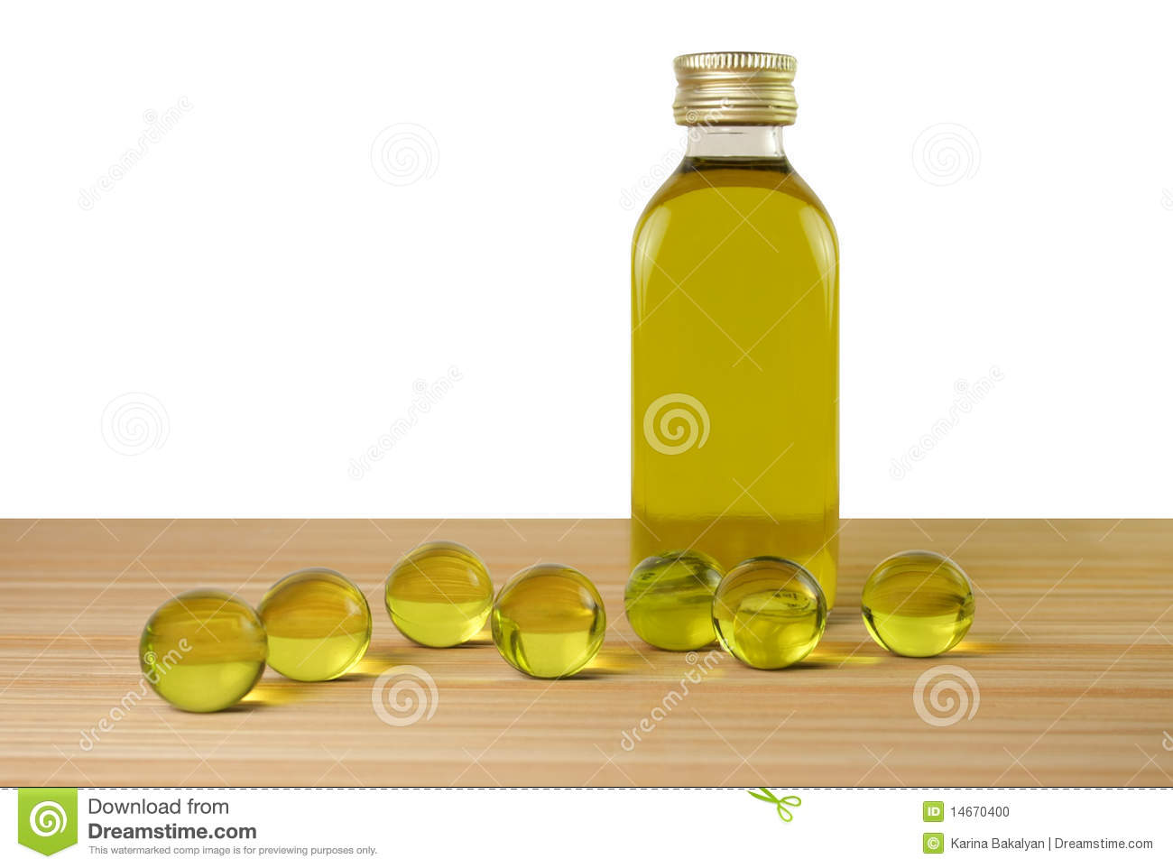 Bath Oil Pearls Stock Photo Image Of Aroma Fresh Health