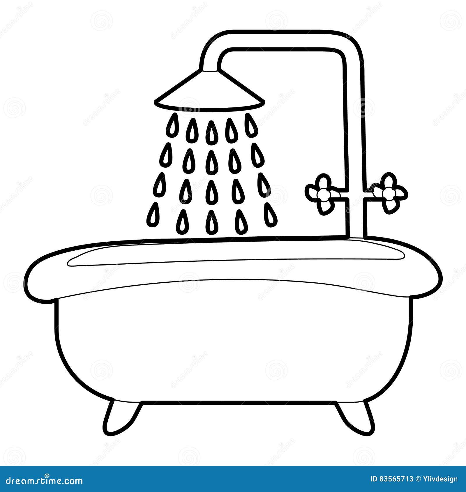 Black bathroom toilet