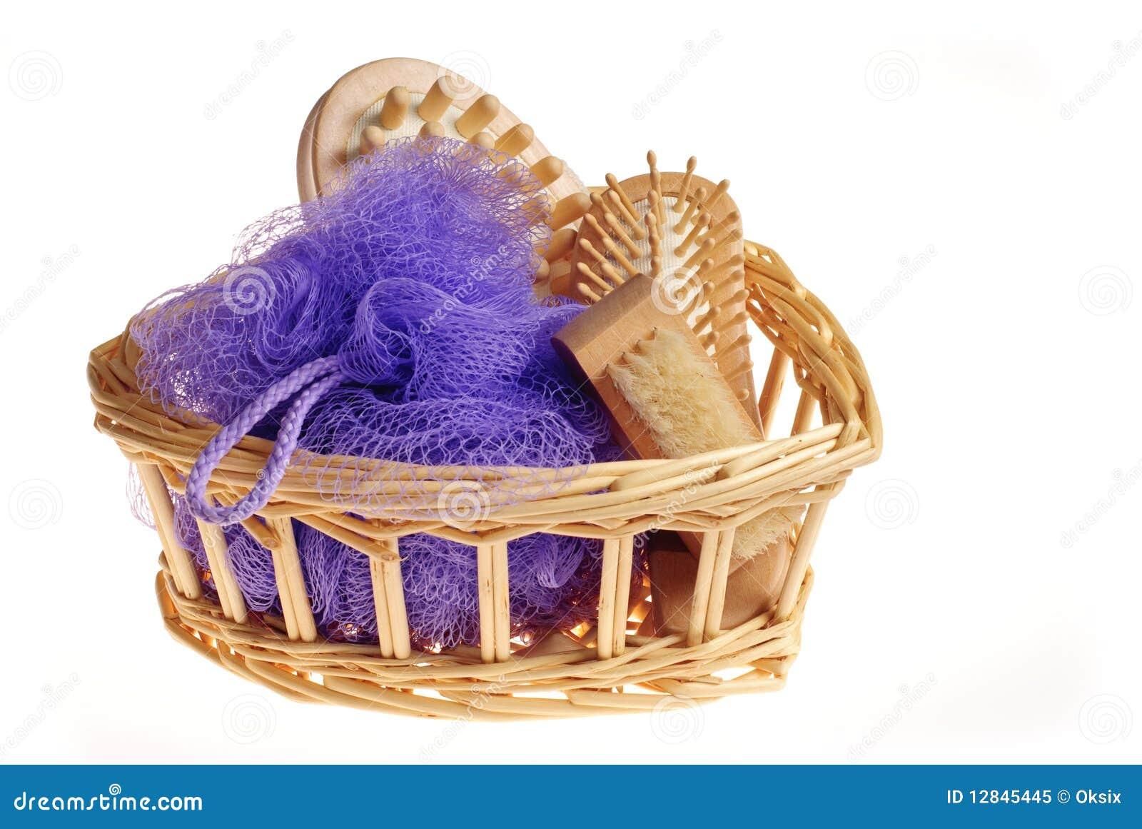 bath spa kit royalty free stock photo image 12845445