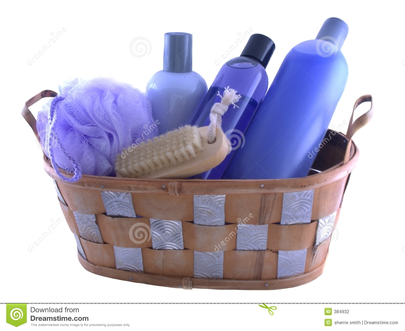 Bath Stuff Stock Photography - Image: 384932