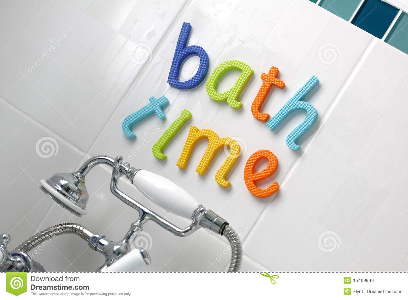 Bath Time Royalty Free Stock Images Image 15409949