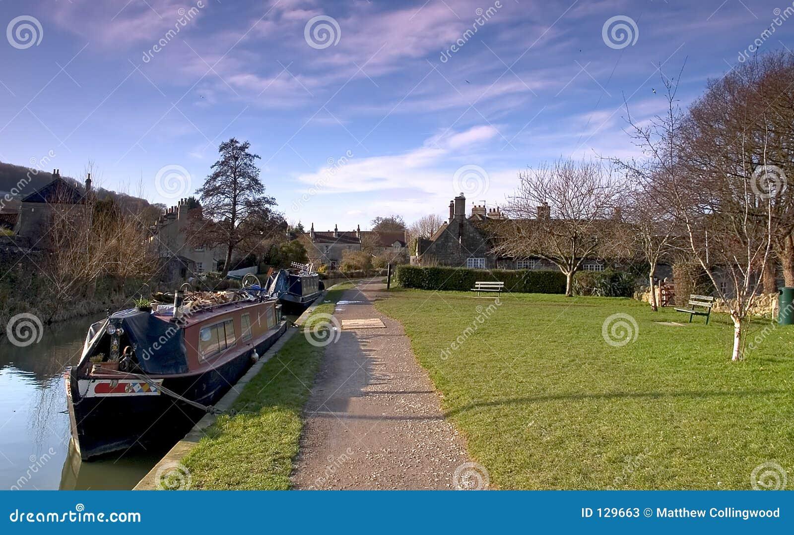 Bathampton kanał