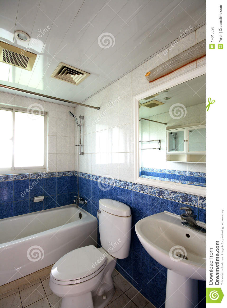 Bathroom Royalty Free Stock Image Image 14610026