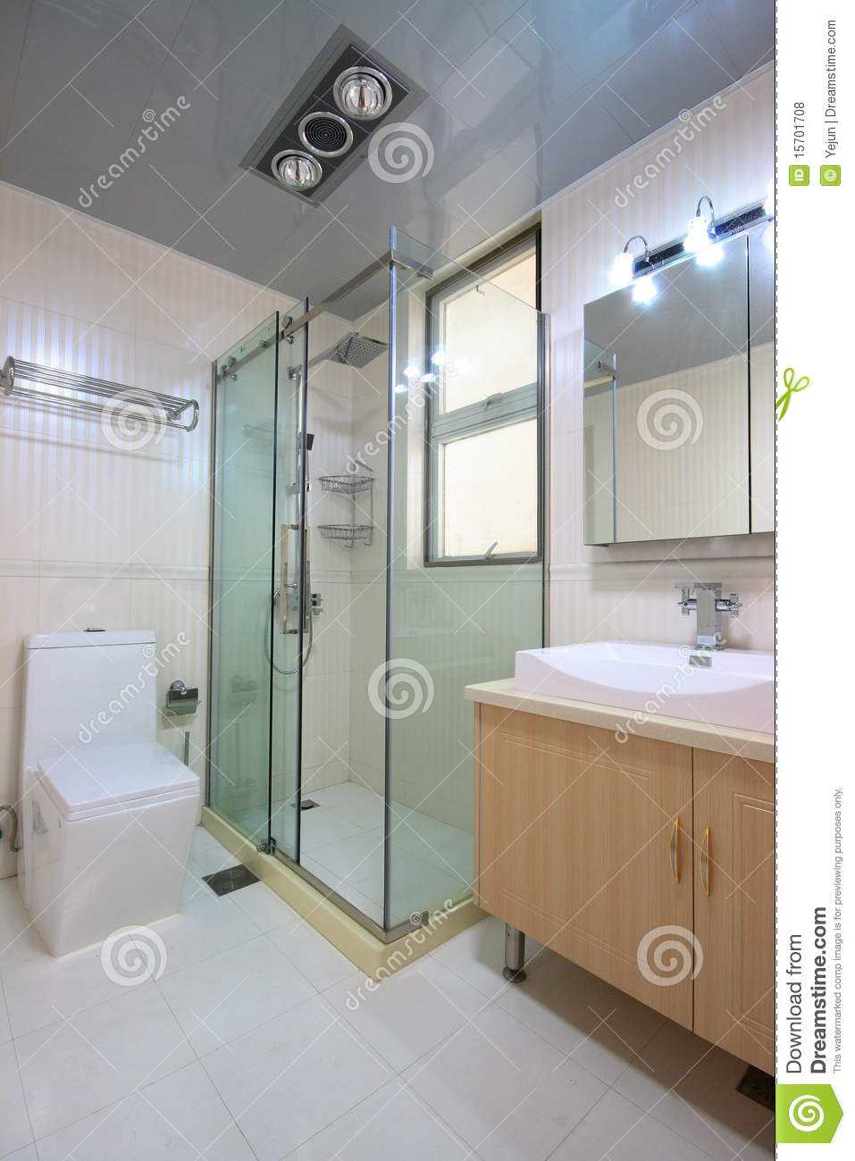 Bathroom Royalty Free Stock Photos Image 15701708