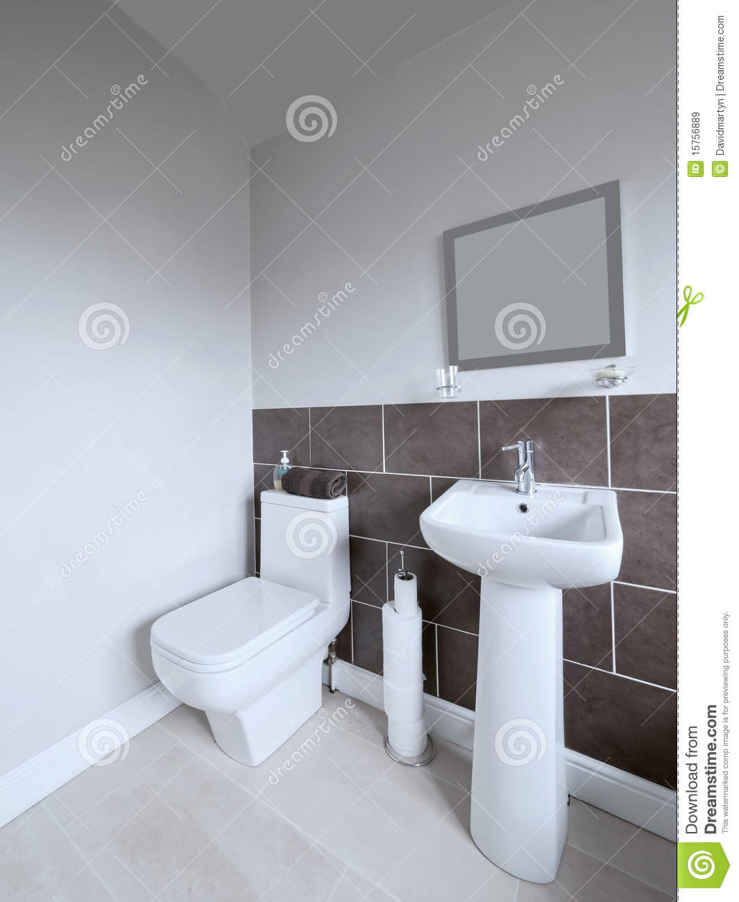 Bathroom Royalty Free Stock Images Image 15756889