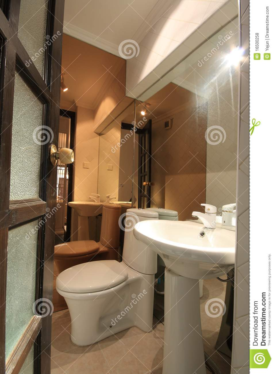 bathroom royalty free stock photos image 16500258