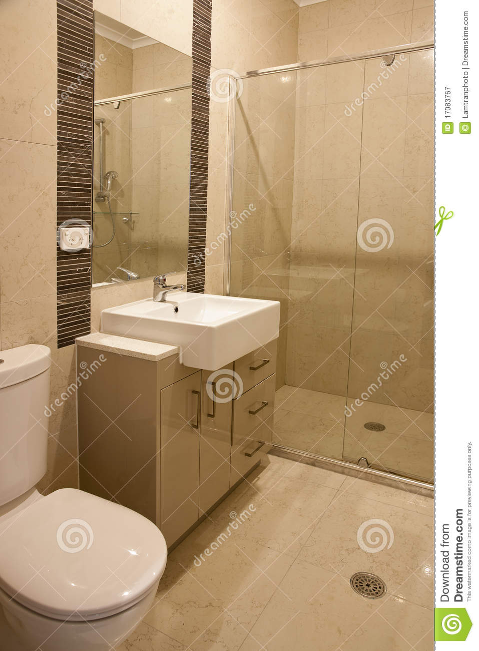 Bathroom Royalty Free Stock Photography Image 17083767
