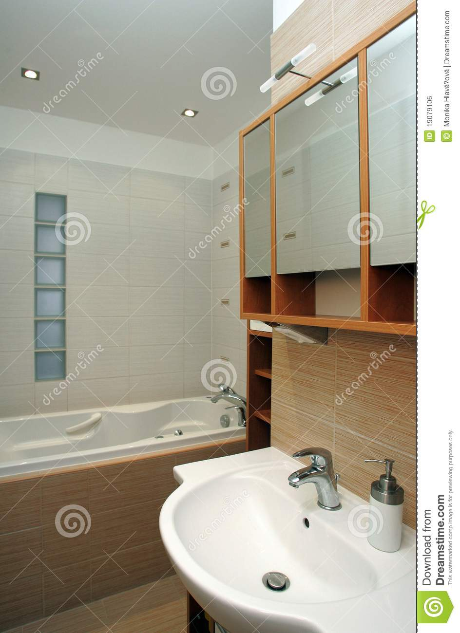 Bathroom Royalty Free Stock Image Image 19079106