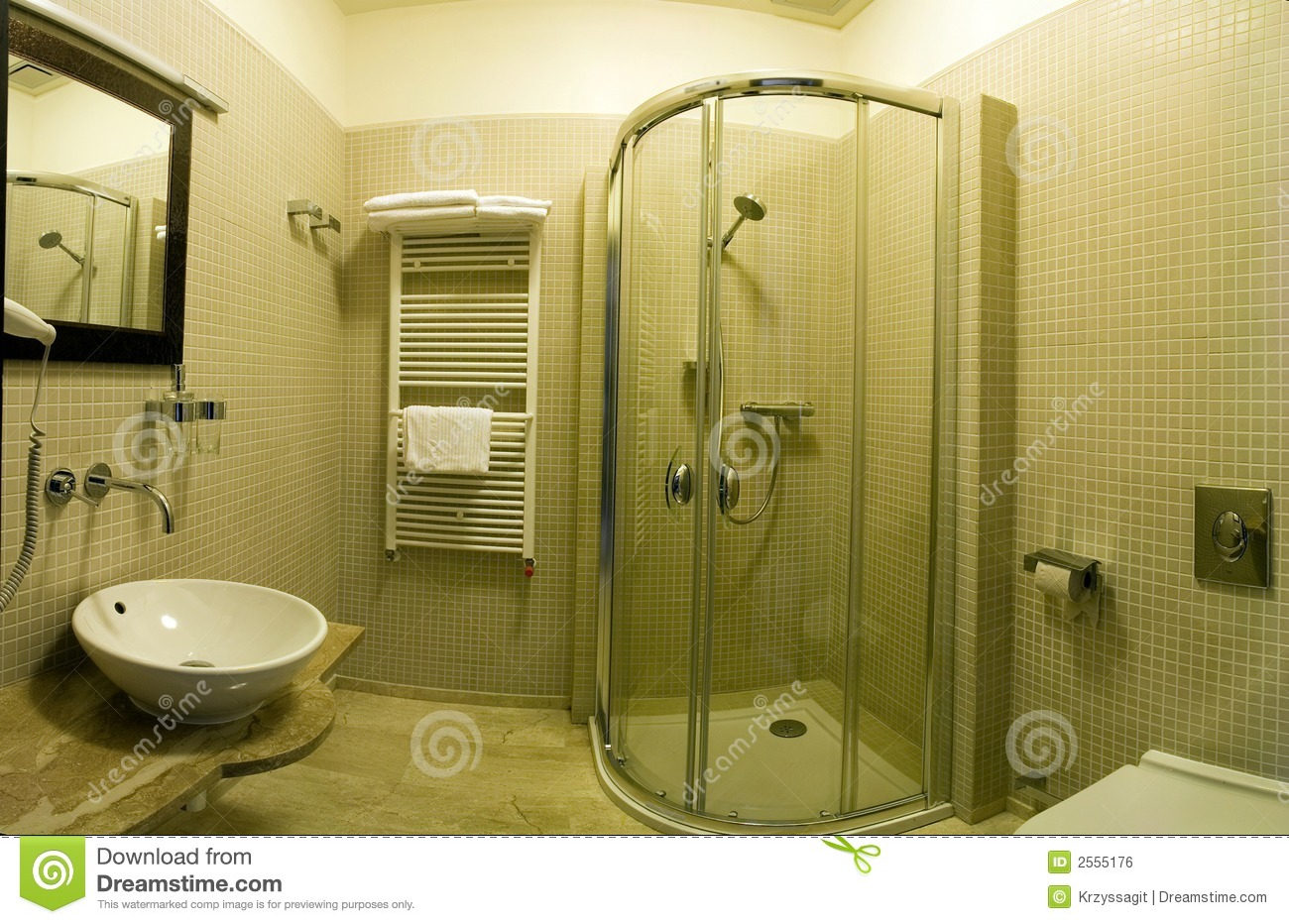 Bathroom Royalty Free Stock Image Image 2555176