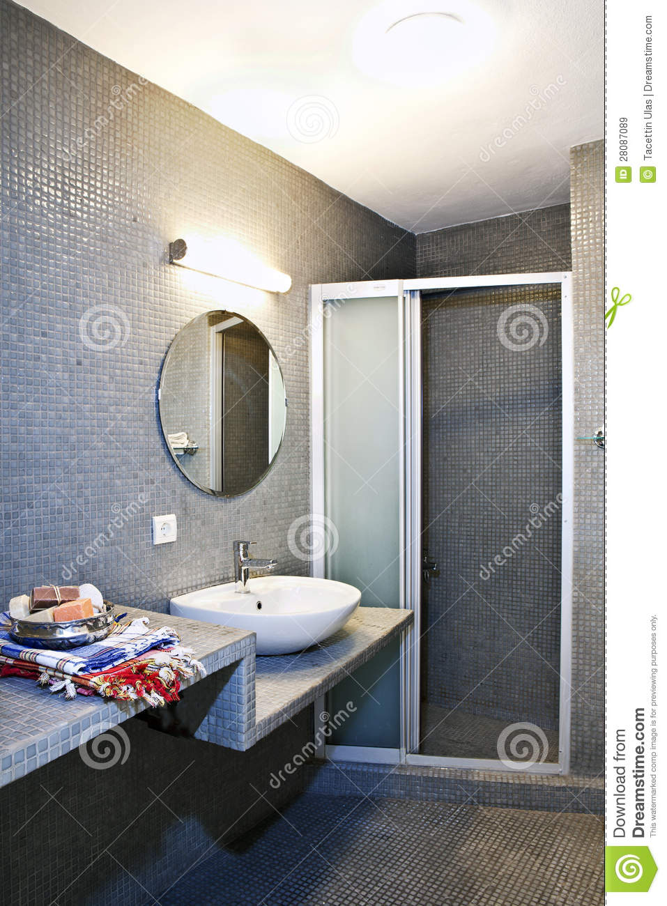 Bathroom Royalty Free Stock Images Image 28087089