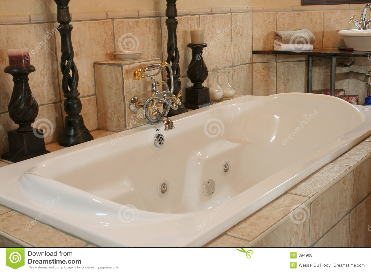 Bathroom Royalty Free Stock Photos Image 394908
