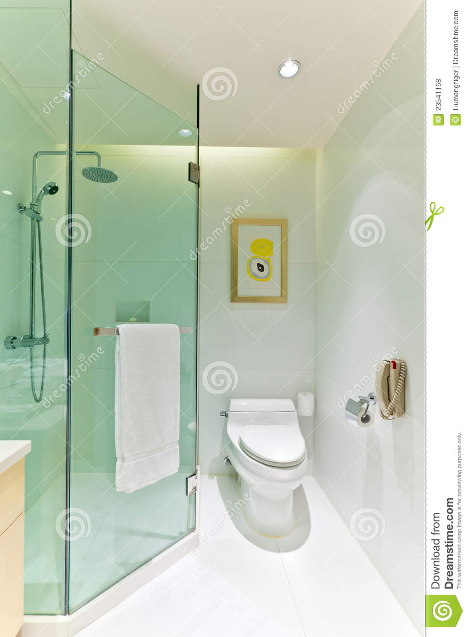 Bathroom 4 Royalty Free Stock Photos Image 23541168